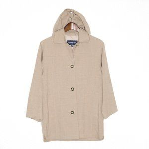 London Fog Tan Lightweight Jacket